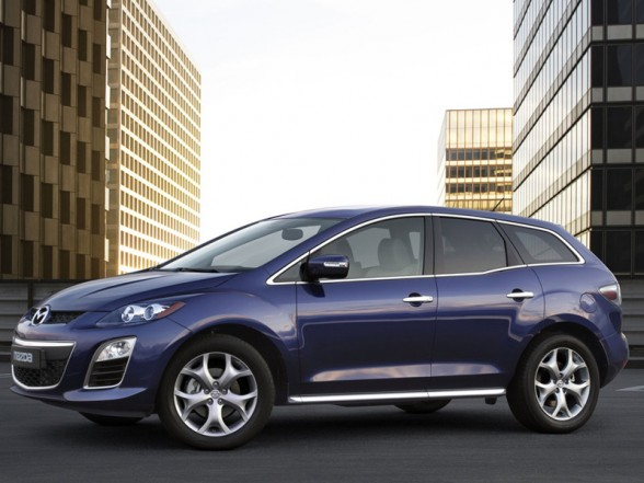Attractive Posted In Uncategorized | Comments Off On Check Out The 2011 Mazda CX 7  Review: